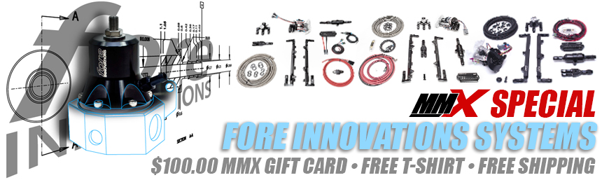 MMX Fore Fuel Systems Special Promotion