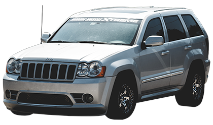 AZN's 2008 Jeep SRT8 Build by Modern Muscle Performance / Modern Muscle Xtreme