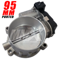 HEMI High Velocity Throttle Bodies