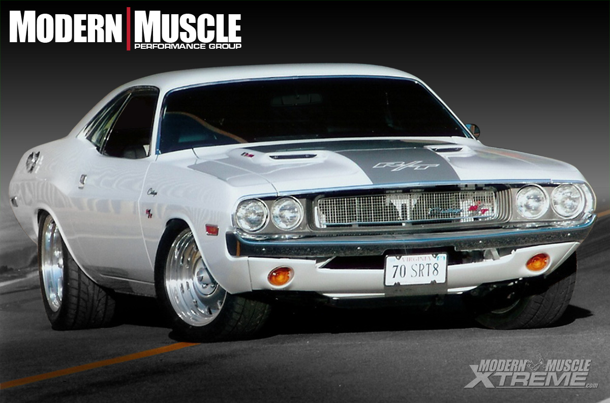 Gen 3 6.1L HEMI Powered 1970 Challenger Restomod Build by Modern Muscle Performance