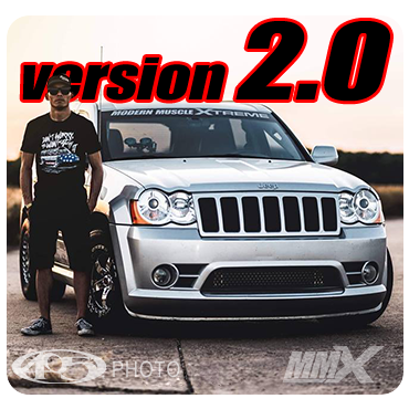 AZN's 2008 Jeep SRT8 Build Version 2.0 Update by MMX / ModernMuscleXtreme.com