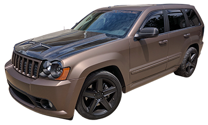 2008 Jeep SRT8 Build and Whipple Supercharged Shop Build by MMX / Modern Muscle Performance