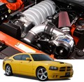 2006 - 2010 Dodge Charger 6.1L HEMI High Output Supercharger Kit by Procharger