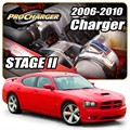 2006 - 2010 Dodge Charger 6.1L HEMI Stage II Supercharger Kit by Procharger