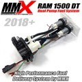 2017-2019 Dodge Ram Truck Classic Dual Pump Fuel System by MMX