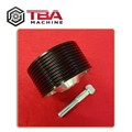 Grooved Serpentine Belt Tensioner Pulley