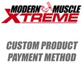 MMX Custom Product Payment Method