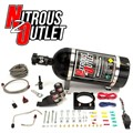 6.4L HEMI 85mm Nitrous Kit Hard Line - Single Stage by Nitrous Outlet