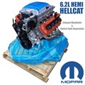 Hellcat Crate Engine by MOPAR - 6.2L HEMI