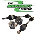DODGE 2005-2008 Charger SRT8/300C SRT8/Challenger SRT8/Magnum SRT8 1400HP Axles/Hub Kit by The Driveshaft Shop