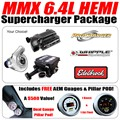 6.4L HEMI Supercharger Package by Modern Muscle Performance