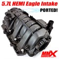 5.7L HEMI Eagle Ported Intake by Modern Muscle Performance