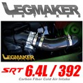 6.4L 392 HEMI True Cold Air Intake by Legmaker Intakes