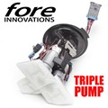 Hellcat L4 Triple Pump Fuel System by Fore Innovations