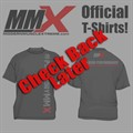 MMX #PoweredByMMX Logo - Black