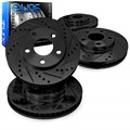 2009-2014 Challenger SRT8 Performance Brake Kit by R1 Concepts