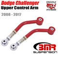 2008 - 2018 Challenger Upper Control Arms On-Car Adjustable by BMR
