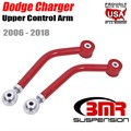 2006 - 2018 Charger Upper Control Arms Single Adjustable by BMR
