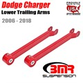 2006 - 2018 Charger Lower Trailing Arms Non Adjustable by BMR