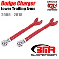 2006 - 2018 Charger Lower Trailing Arms Single Adjustable by BMR