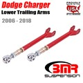 2006 - 2018 Charger Lower Trailing Arms On-Car Adjustable by BMR