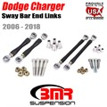 2006 - 2018 Charger Adjustable Sway Bar End Links by BMR