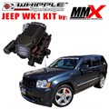 6.1L HEMI Supercharger Custom Tuner Kit for the Jeep Cherokee WK1 by Modern Muscle