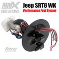 6.1L HEMI Jeep Cherokee SRT8 WK1 Single Pump Fuel System by Fore-MMX