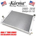 2005 - 2018 LX LC Dual Core Radiator by Karma Racing Products