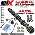 2009+ 5.7L HEMI MDS Lifter Delete Kit with 6.4 Camshaft by MMX and Mopar for LX/LC