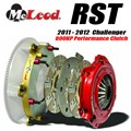 2011-2012 Dodge Challenger Performance Clutch RST Twin Disc by McLeod Racing