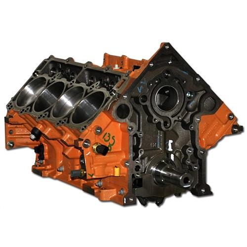 6 4l Hemi Engine Short Block - 68086564ab