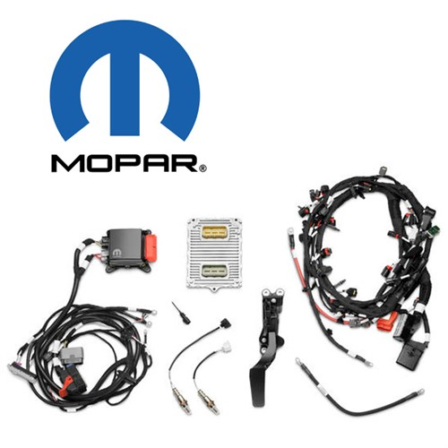 5.7l hemi crate engine wiring harness and management by mopar 2007 chrysler 300 hemi 5.7 engine diagram