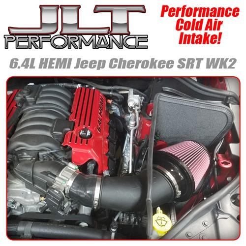 2012 2020 6 4l Hemi Jeep Cherokee Srt Cold Air Intake By Jlt