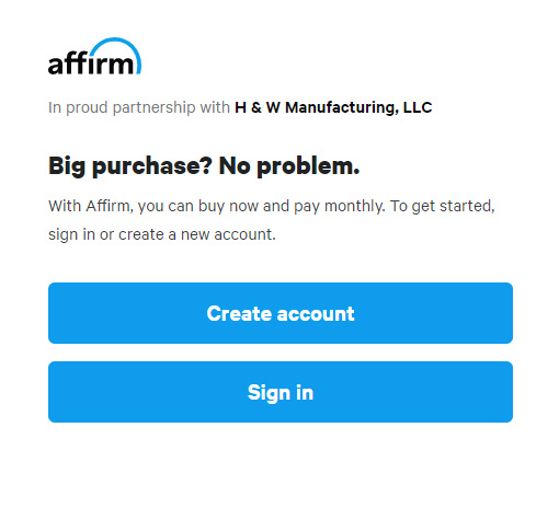 ModernMuscleXtreme.com Now Offers Affirm!
