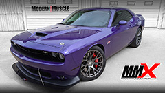 2016 6.4L HEMI Dodge Challenger Featuring MMX NSR Chopstix Camshaft and Longtube Headers Build by MMX / ModernMuscleXtreme.com