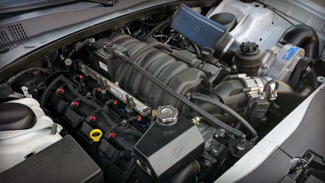 HEMI Superchargers Offered by ModernMuscleXtreme.com