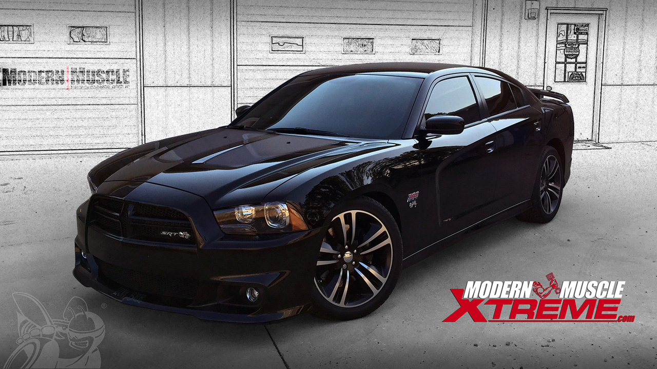 2013 Dodge Charger Super Bee Procharger Supercharged Build by Modern Muscle Performance