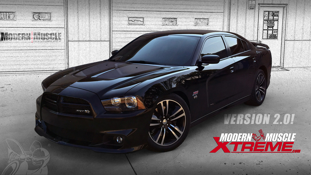 2013 Dodge Charger Super Bee Procharger Supercharged Build Version 2.0 by Modern Muscle Performance