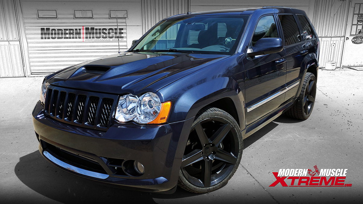 2010 Jeep SRT8 Turbo HEMI Refresh and Performance Camshaft Build by Modern Muscle Performance
