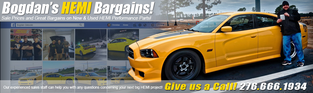 Bogdan's HEMI Bargains by Modern Muscle Xtreme!