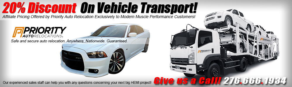 20% Discount for Modern Muscle Performance Customers