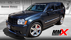 Melody's 2007 Jeep SRT8 Build by Modern Muscle Performance
