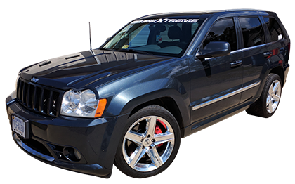 Melody's 2007 Jeep SRT8 Build by Modern Muscle Performance / Modern Muscle Xtreme