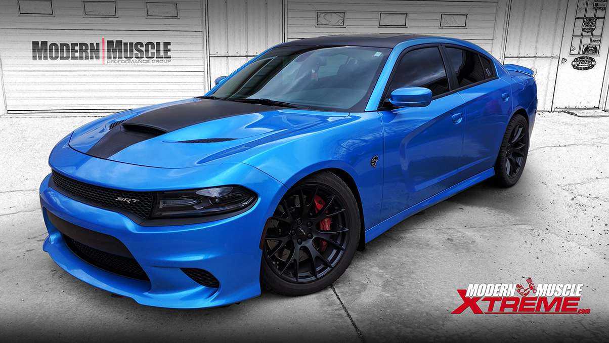 2015 Charger Hellcat Performance Upgrades and More by Modern Muscle Performance