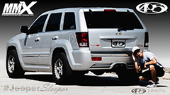 AZN's 2008 Jeep SRT8 Build by Modern Muscle Performance