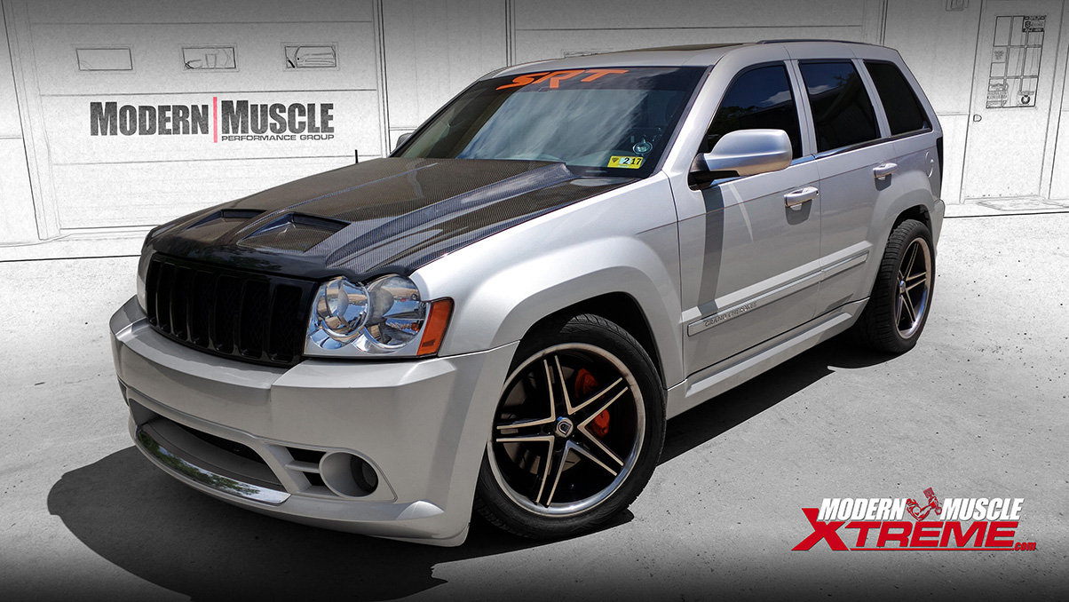 2007 Jeep SRT8 423 HEMI Stroker Build by Modern Muscle Performance