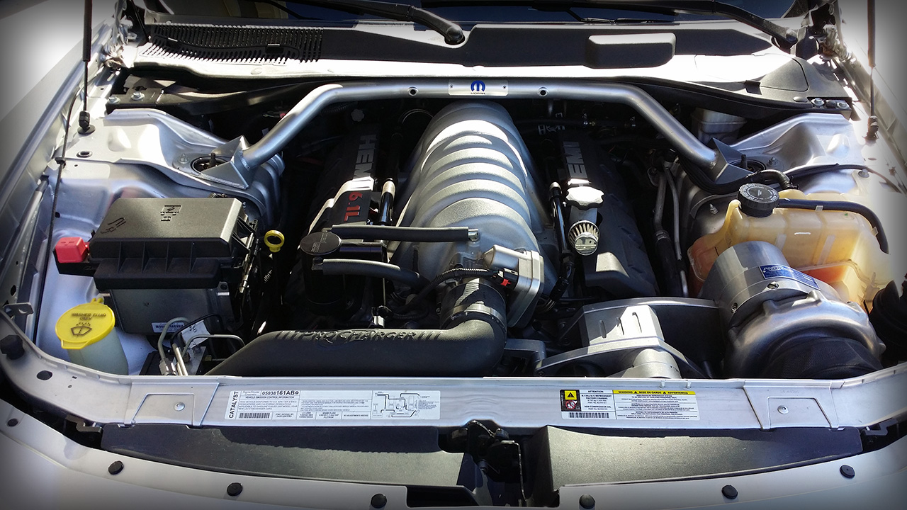 2007 Built 6.1L HEMI Procharger Supercharged Charger SRT8 Build by Modern Muscle Performance