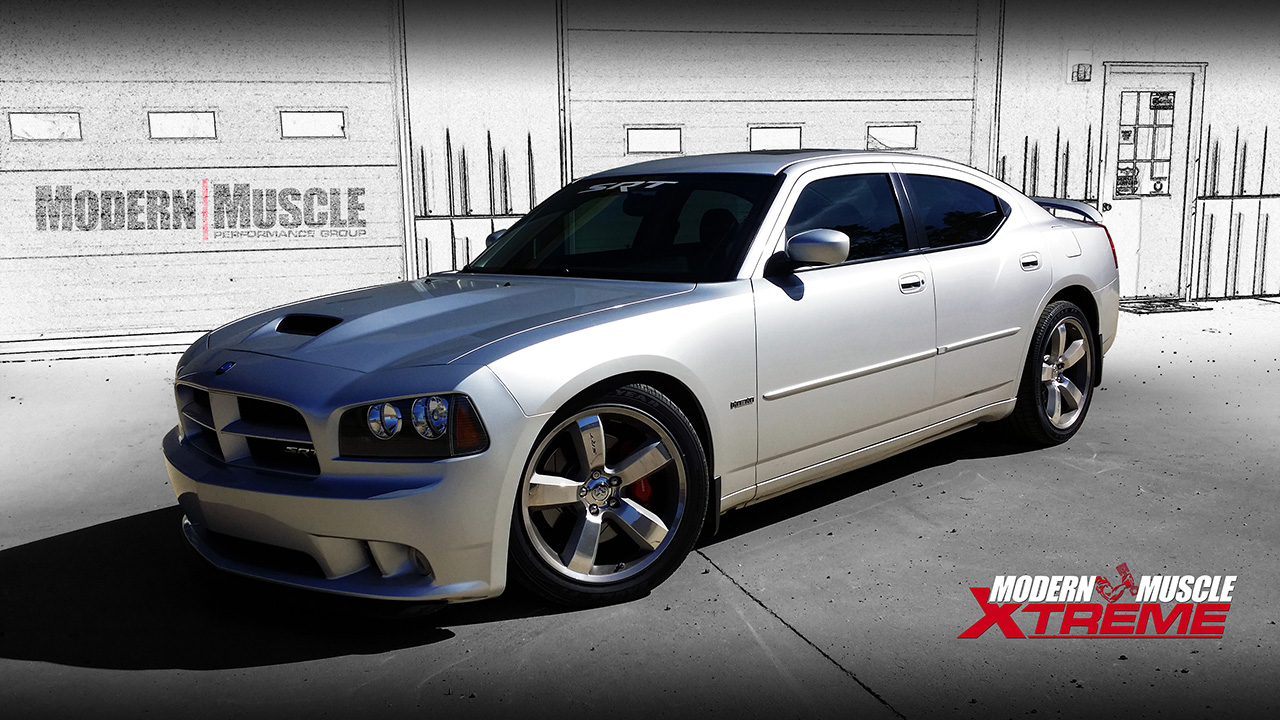 2007 - Built 6.1L HEMI Procharger Supercharged Charger SRT8 Build by Modern Muscle Performance