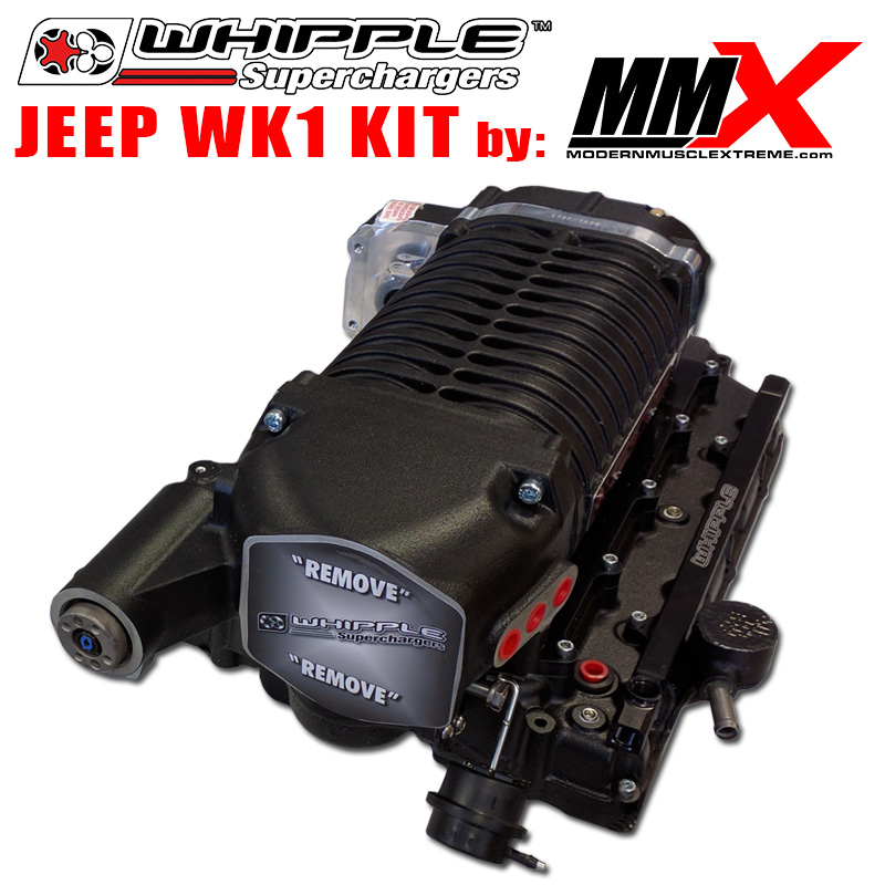 """Electrical Wiring Diagram """"Wk1"""" Jeep from www.modernmusclextreme.com"""
